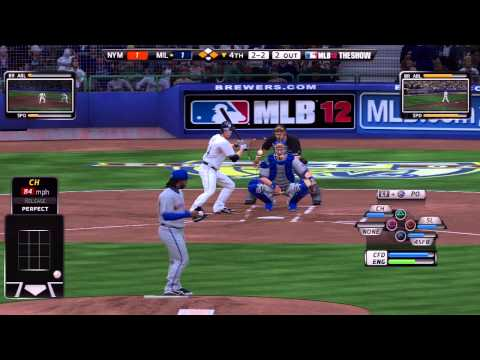 MLB 12 The Show | New York Mets Franchise Ep. 15: Opening Day 2013!