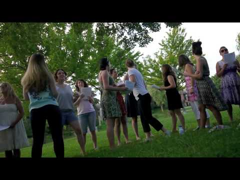 """Justin Timberlake's """"Not a bad thing"""" by CCCC with surprise wedding proposal"""