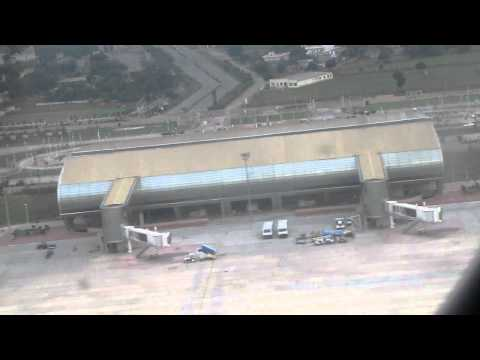 Jaipur Sanganer Airport (JAI/VIJP) - Takeoff From Runway 27 - Kingfisher Airlines ATR 72-212A