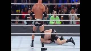 WWE BROCK LESNAR GOLD BERG FULL MATCH #WRESLING 20-11-2016
