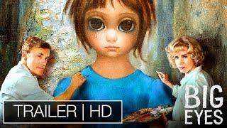 BIG EYES - Il nuovo film di Tim Burton con Christoph Waltz e Amy Adams (TRAILER ITALIANO)