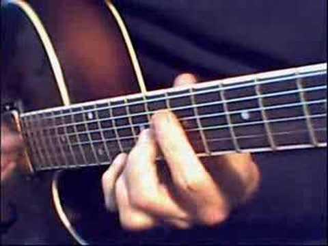 Pat Enz plays: A child is Born - Chord Melody Arrangement