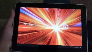 Samsung Galaxy Tab 10.1 Unboxing