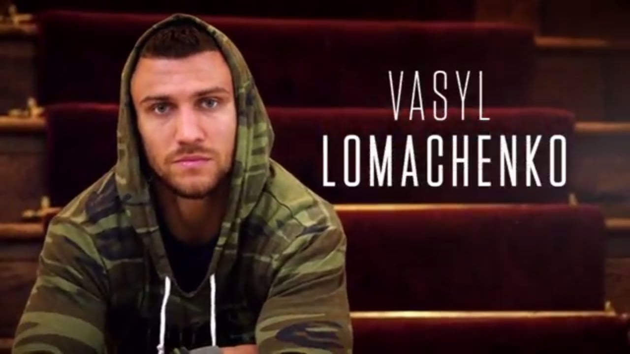 Vasyl Lomachenko on preparing for his fight with Guillermo Rigondeaux | ESPN