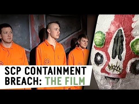 SCP Containment Breach: The Film.