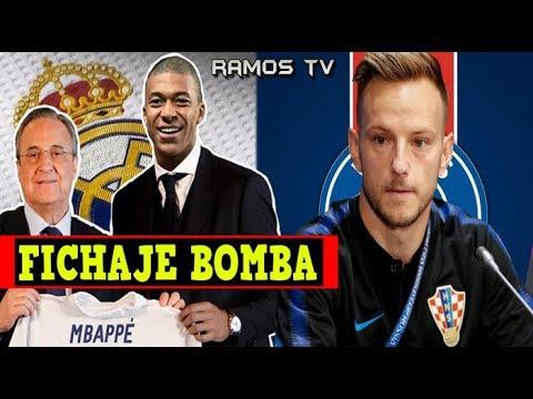 ÚLTIMA HORA: REAL MADRID FICHARÍA a MBAPPE el LUNES   PSG QUIERE QUITAR ESTRELLA al BARCA thumbnail