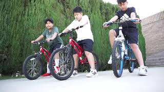 5th Day of Summer With Our Bikes
