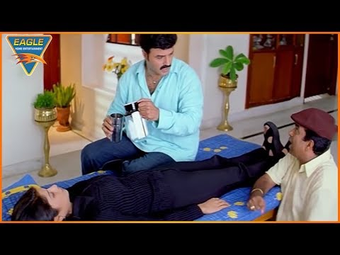 Arjun Movie || Sangeetha Act Like Unconscious Comedy Scene || Eagle Entertainment Official
