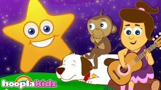 Twinkle Twinkle Little Star | Plus Many More Baby Songs and Rhymes by HooplaKidz