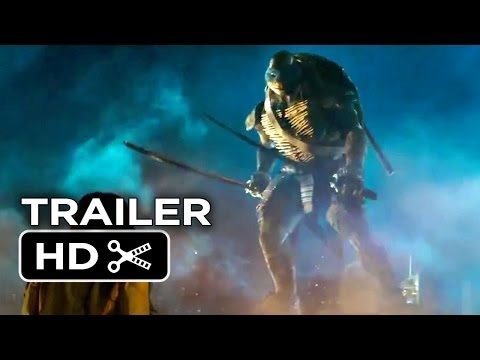 Teenage Mutant Ninja Turtles TRAILER 1 (2014) - Megan Fox, Will Arnett Movie HD