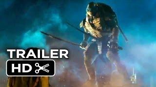 Teenage Mutant Ninja Turtles Teaser TRAILER (2014) - Megan Fox, Will Arnett Movie HD
