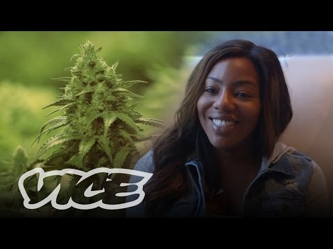 Weediquette: VICE Meets the Fuck It I Quit Lady