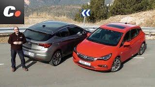 Opel Astra ¿gasolina o diesel?   Prueba / Test / Review en español   coches.net