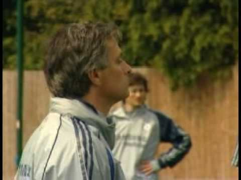 FOOTBALL PREMIER LEAGUE - Jose Mourinho talks to the FA
