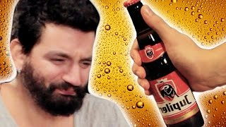 Italians Review Europe's Most Popular Beers