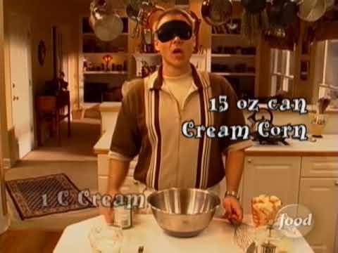 Quick Cornbread Pudding-Food Network