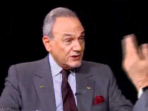 Charlie Rose - Prince Turki al Faisal, Former Saudi Ambassador to U.S. (FULL INTERVIEW) Part 02