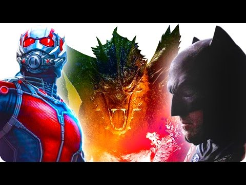 Comic-Con 2014 - Part 1: Ant-Man, Batman, & Other Men | PMI 133