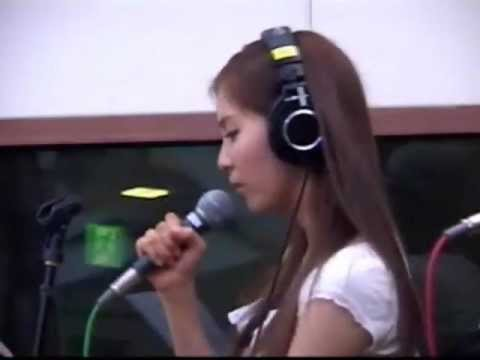 [20090701] SNSD Taeyeon & Seohyun - Because You Loved Me (Céline Dion)