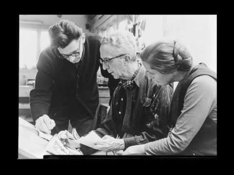 Part one of a 2007 Norman Rockwell Museum video detailing Norman Rockwell's life and work in Stockbridge, Massachusetts (1953-1978). The video features inter...