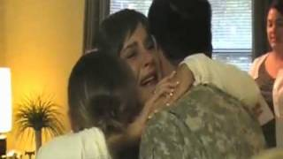 Surprises - Soldats Americains rentrent chez eux