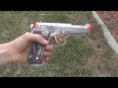 Daisy Airstrike 240 AirSoft BB Gun Review - HD