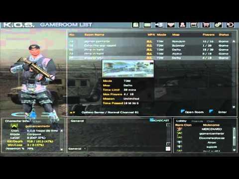 k.o.s. secret operations gameplay comentada [BR]