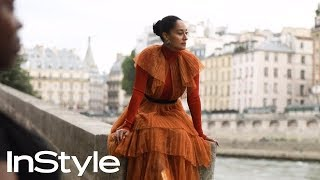 Tracee Ellis Ross Dishes on Her Style | InStyle