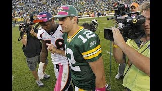 Aaron Rodgers Destroys The Broncos With 6 TDs in 2011! | NFL Flashback Highlights