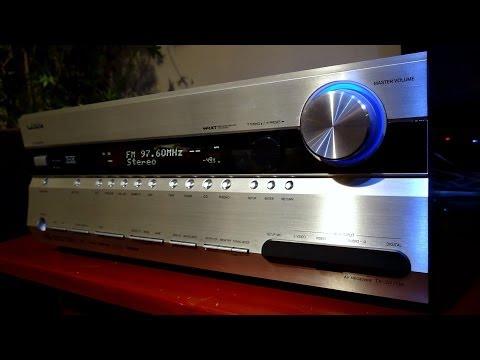 Onkyo TX-SR706 (2010) review