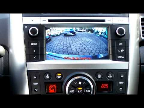 Toyota Verso 1.8 Multidrive S 5-Sitzer Life 052906 Rückfahrkamera