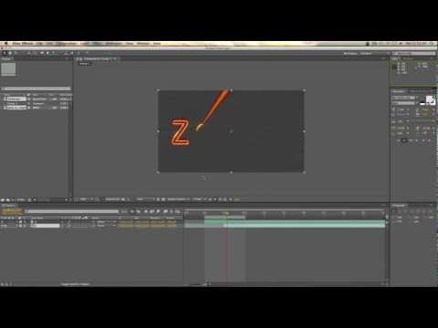 After Effects'e Giriş – Ders 2