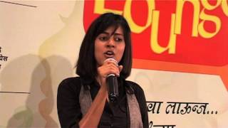 Music Director Sneha Khanwalkar gets candid during Loksatta Viva Lounge event at Ravindra Natyamandir, Dadar, Mumbai. Sneha Khanwalkar share her passion towa...