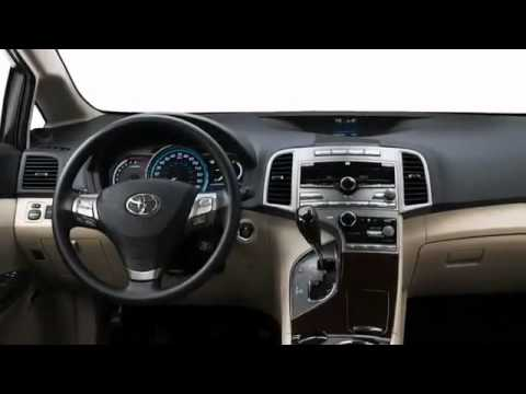 2009 Toyota Venza Video