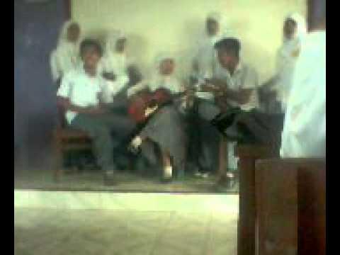 Nyanyi Minang video