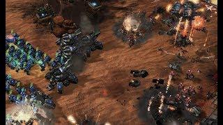 Polt (T) v Lallpalooza (T) on Kairos Junction - StarCraft2 - Legacy of the Void 2019