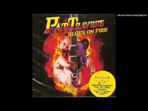 Pat Travers - Black Dog Blues