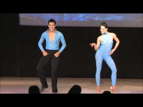 Вот это латиноамериканский танец, Красота!