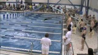 Section 5 Class D 200 Medley Relay 2012