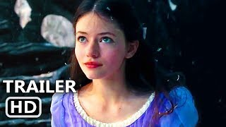 THE NUTCRACKER Final Trailer TEASER (NEW, 2018) Four Realms, Disney Movie HD