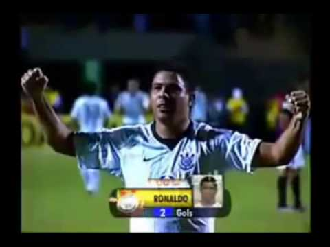 17 Gols De Ronaldo No Corinthians video
