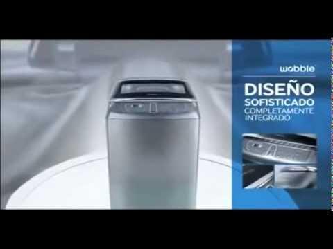 Lavadoras Samsung 2013 -Tecnología Wobble - En La Curacao
