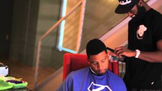 "Philthy Rich & Pooh Hefner f/ Armani Depaul - ""Red Bottoms & Rose"" Behind The Scenes"
