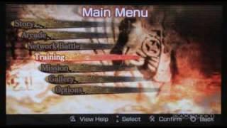 PSP Game Demo Dragonball The Movie