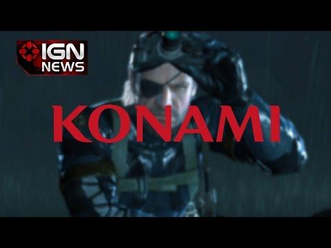 Konami Delists Itself from NY Stock Exchange - IGN News