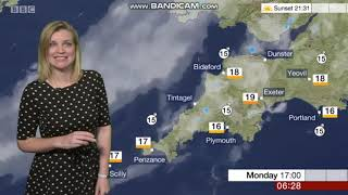Emily Wood - Spotlight weather - (17th June 2019) - 60 fps