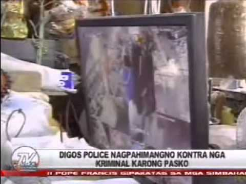 TV Patrol Southern Mindanao - December 16, 2014