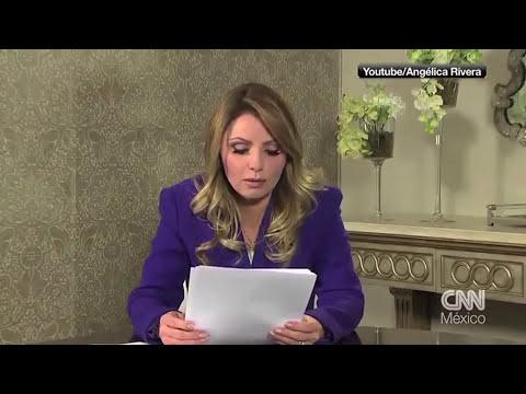 La honorable primera dama de México Angélica Rivera
