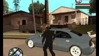 GTA San Andreas Loquendo: Las Aventuras De CJ - 3