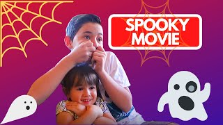 Spooky Kids Movie|Scary Halloween|Funny Pretend Movie| Kids Play Show| Kids TV entertainment
